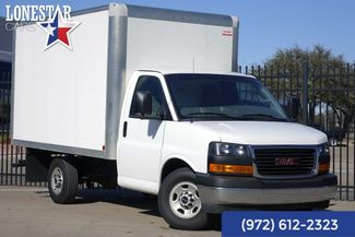 2017 GMC Commercial Box Van 11ft Box Savana 3500 in Plano Texas, 75093