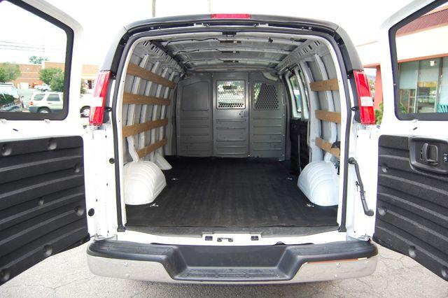 2017 GMC G2500 Cargo Van Charlotte, North Carolina 10