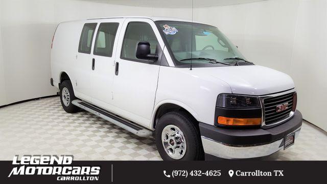 2017 GMC Savana Cargo Van