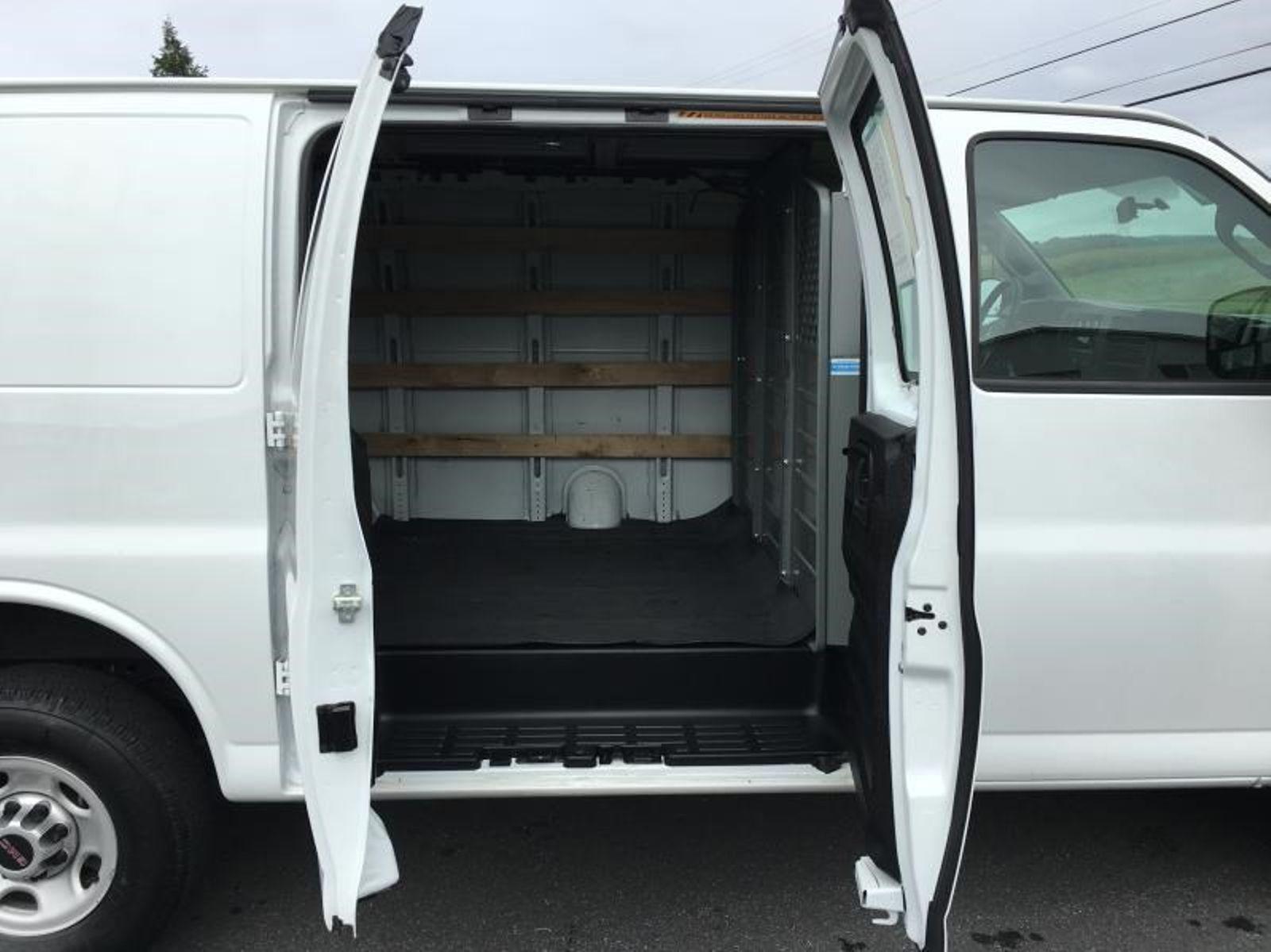 2017 Gmc Savana Cargo Van G2500 City Pa Pine Tree Motors In Ephrata