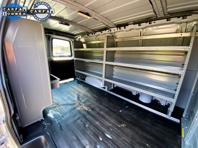 2017 GMC Savana Cargo Van Work Van Madison, NC 12