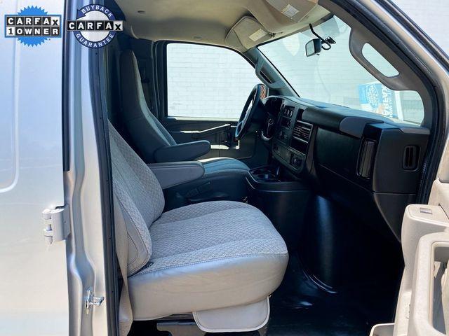 2017 GMC Savana Cargo Van Work Van Madison, NC 13