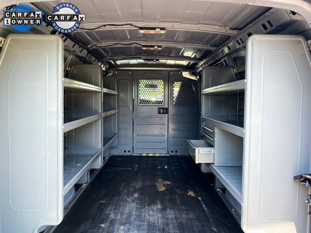 2017 GMC Savana Cargo Van Work Van Madison, NC 16