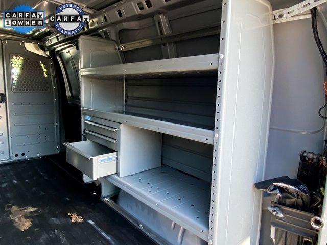 2017 GMC Savana Cargo Van Work Van Madison, NC 17