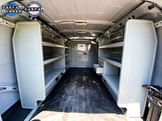 2017 GMC Savana Cargo Van Work Van Madison, NC 18