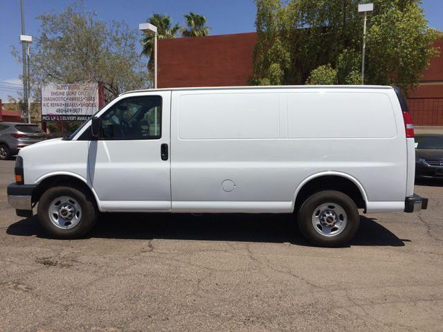 2017 GMC Savana Cargo Van Mesa, Arizona 1