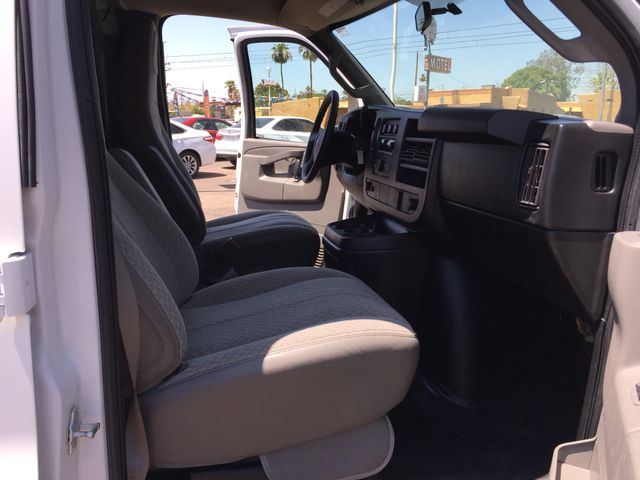 2017 GMC Savana Cargo Van Mesa, Arizona 11