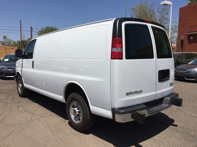 2017 GMC Savana Cargo Van Mesa, Arizona 2