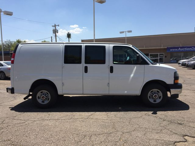 2017 GMC Savana Cargo Van Mesa, Arizona 5