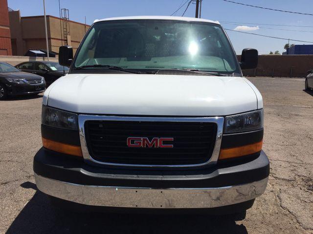 2017 GMC Savana Cargo Van Mesa, Arizona 7