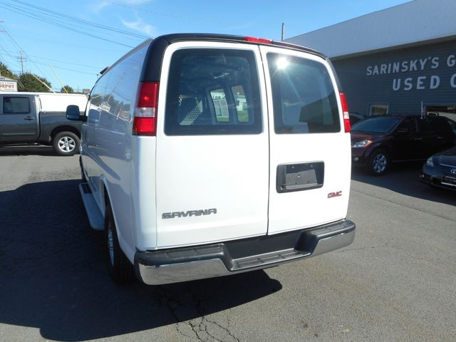 2017 GMC Savana Cargo Van New Windsor, New York 3