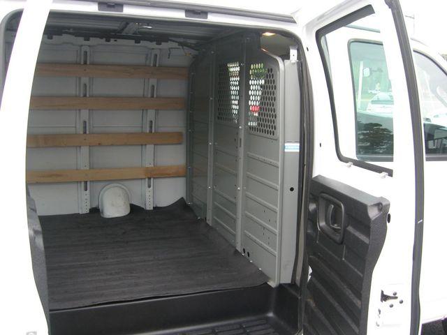 2017 GMC Savana Cargo Van G2500 Richmond, Virginia 13