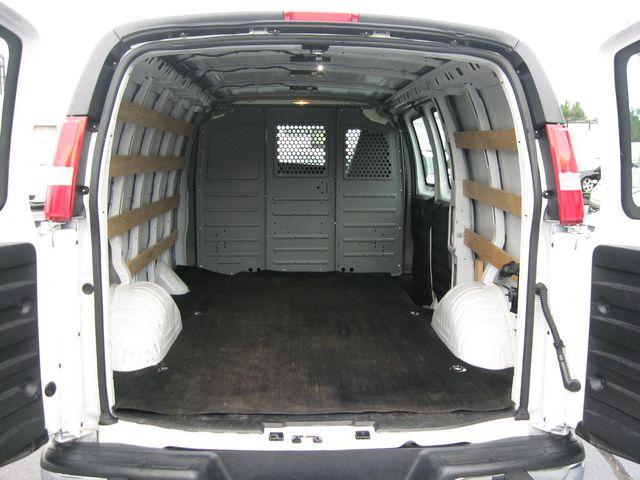 2017 GMC Savana Cargo Van G2500 Richmond, Virginia 15