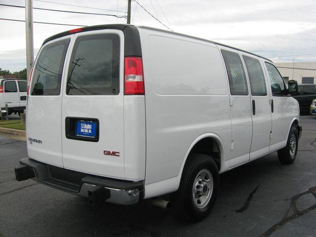 2017 GMC Savana Cargo Van G2500 Richmond, Virginia 5