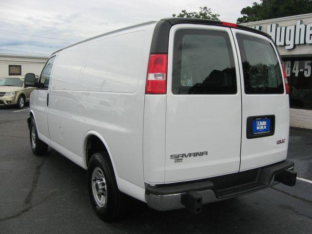 2017 GMC Savana Cargo Van G2500 Richmond, Virginia 7