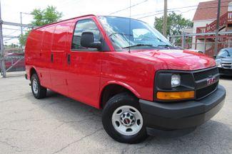 2017 GMC Savana Cargo Van W/ BACK UP CAM Chicago, Illinois