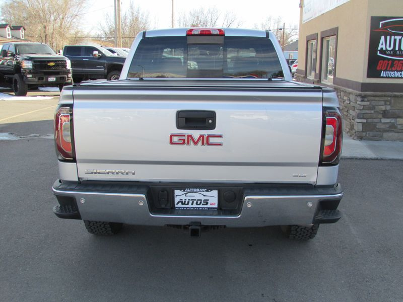 2017 GMC Sierra 1500 SLT Z71 4X4  city Utah  Autos Inc  in , Utah