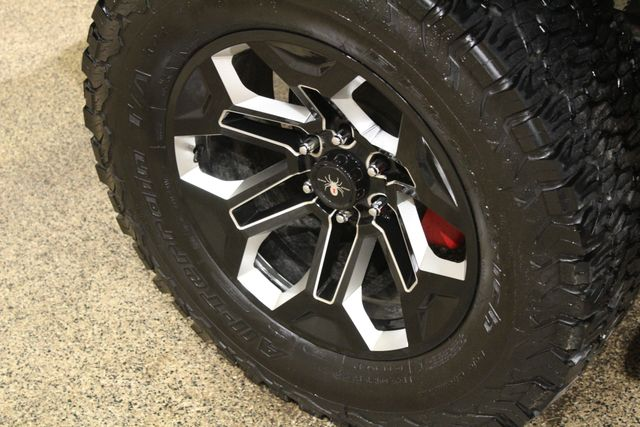 2017 GMC Sierra 1500 BLACK WIDOW SLT Black widow in IL, 61073