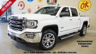 2017 GMC Sierra 1500 SLT TX ED. Z-71 4X4,ROOF,NAV,HTD/COOL LTH,20'S,... in Carrollton TX, 75006