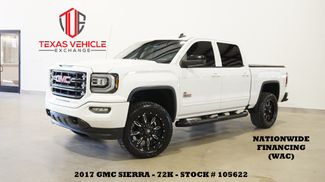 2017 GMC Sierra 1500 SLT ALL TERRAIN 4X4 6.2L,ROOF,HTD LTH,20'S,72K in Carrollton, TX 75006