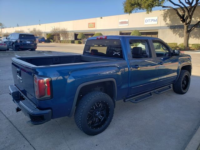 2017 GMC Sierra 1500 SLT 4x4, NAV, Lift Kit, Black Alloys 61k in Dallas, Texas 75220