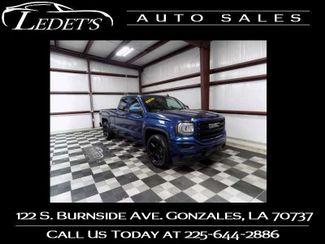 2017 GMC Sierra 1500 1500 - Ledet's Auto Sales Gonzales_state_zip in Gonzales