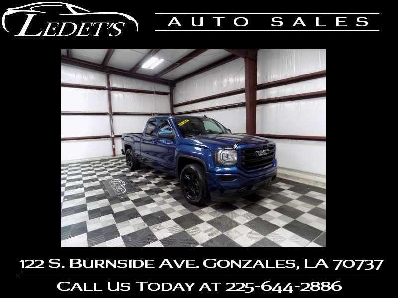 2017 GMC Sierra 1500 1500 - Ledet's Auto Sales Gonzales_state_zip in Gonzales Louisiana