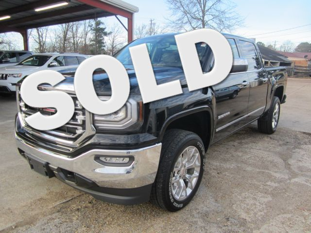 2017 GMC Sierra 1500 SLT Crew Cab 4x4 Houston, Mississippi