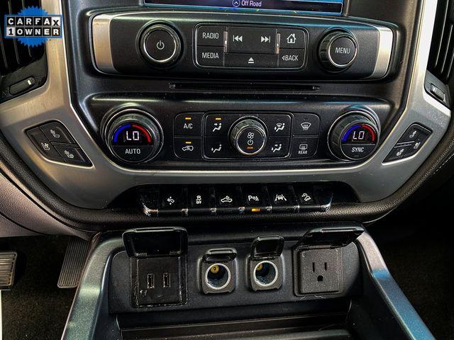 2017 GMC Sierra 1500 SLT Madison, NC 35