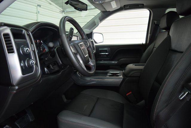 2017 GMC Sierra 1500 SLT NEW LIFT W/CUSTOM TIRES AND WHEELS in McKinney Texas, 75070