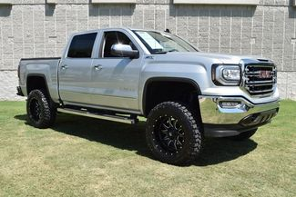 2017 GMC Sierra 1500 SLT LIFTED W/TIRES AND CUSTOM WHEELS in McKinney Texas, 75070