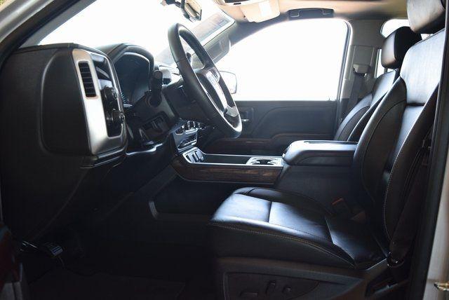 2017 GMC Sierra 1500 SLT LIFTED W/TIRES AND CUSTOM WHEELS in McKinney Texas, 75070