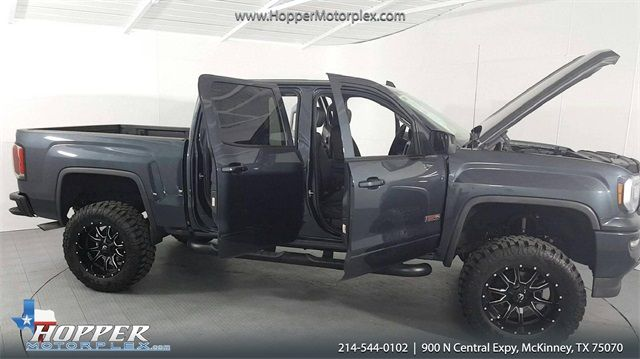 2017 GMC Sierra 1500 SLT All-Terrain Lifted Fuel Wheels in McKinney Texas, 75070