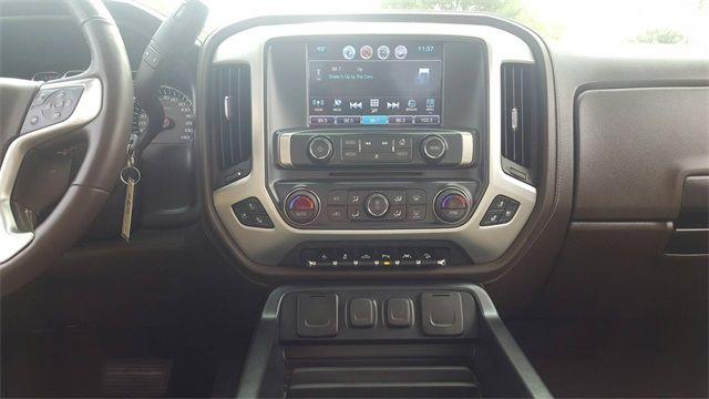 2017 GMC Sierra 1500 SLT Navigation in McKinney, Texas 75070