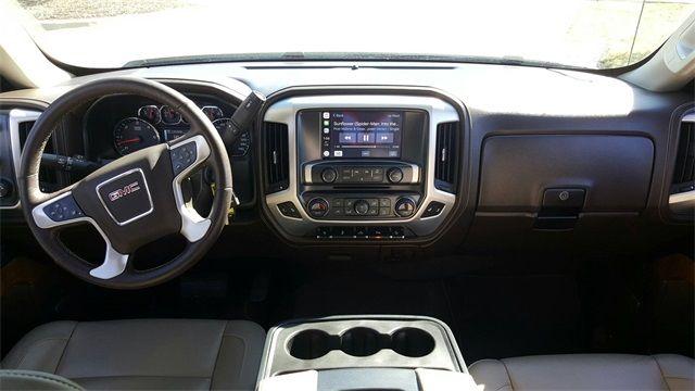 2017 GMC Sierra 1500 SLT in McKinney Texas, 75070