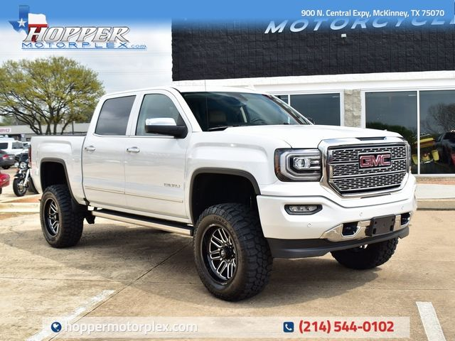 2017 GMC Sierra 1500 Denali NEW LIFT/CUSTOM WHEELS AND TIRES