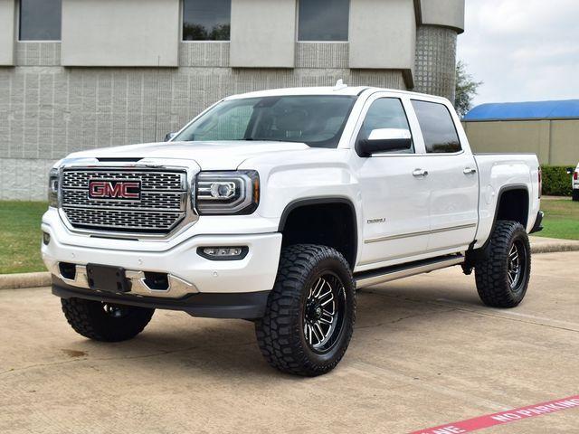 2017 GMC Sierra 1500 Denali NEW LIFT/CUSTOM WHEELS AND TIRES in McKinney, Texas 75070