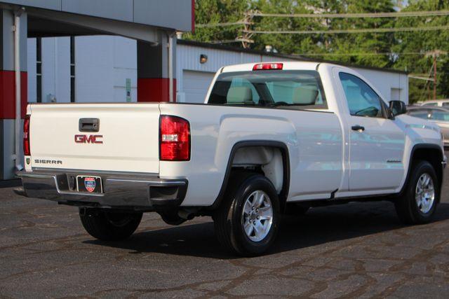 2017 GMC Sierra 1500 REG CAB Long Bed RWD - 5.3L V8 - 1 OWNER! Mooresville , NC 18