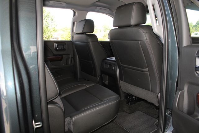 "2017 GMC Sierra 1500 SLT PREMIUM EDITION Crew Cab 4x4 Z71- 20"" WHEELS! Mooresville , NC 36"