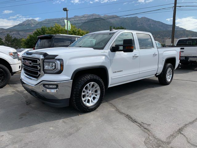 2017 GMC Sierra 1500 SLE in , Utah 84057