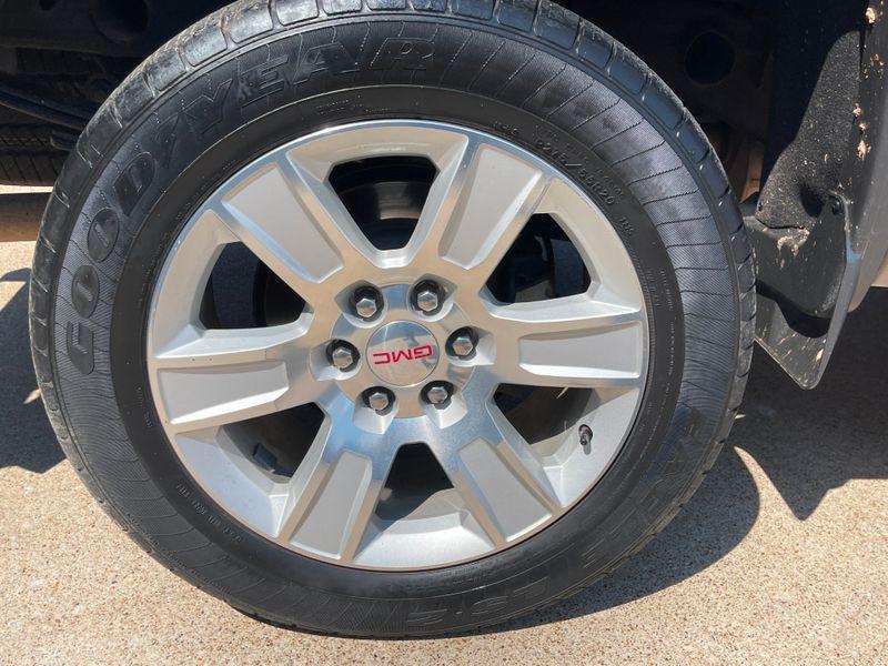 2017 GMC Sierra 1500 5.3L V8 SLE 1-OWNER, CLEAN CARFAX, UBER CLEAN!! in Rowlett, Texas