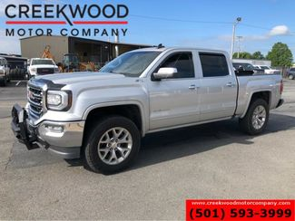 2017 GMC Sierra 1500 SLT 4x4 Z71 Leveled Chrome 20s Extras Low Miles in Searcy, AR 72143