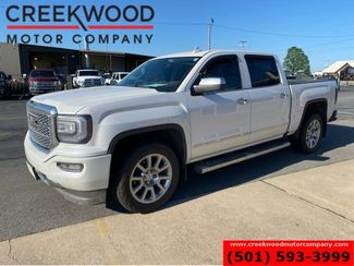 2017 GMC Sierra 1500 Denali 4x4 6.2L White 20's New Tires Nav Tv Dvd in Searcy, AR 72143