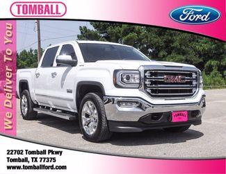 2017 GMC Sierra 1500 SLT in Tomball, TX 77375
