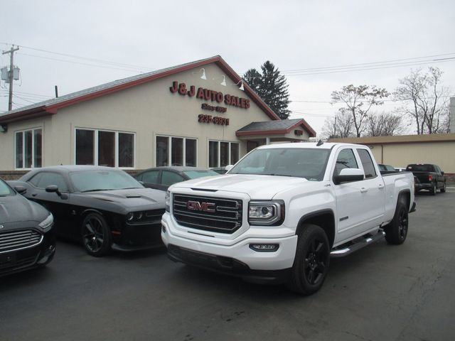 2017 GMC Sierra 1500 elevation