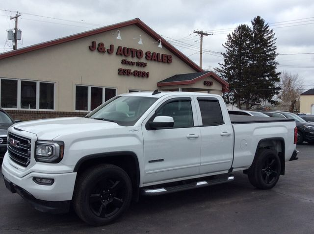 2017 GMC Sierra 1500 elevation in Troy, NY 12182