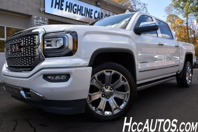 2017 GMC Sierra 1500 Denali Waterbury, Connecticut 0