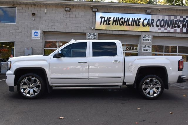 2017 GMC Sierra 1500 Denali Waterbury, Connecticut 5