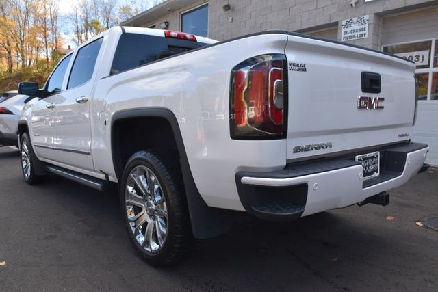 2017 GMC Sierra 1500 Denali Waterbury, Connecticut 6