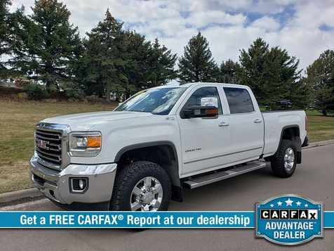2017 GMC Sierra 2500 4WD Crew Cab SLT in Great Falls, MT
